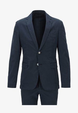 HANRY2/BARLOW1-D - Suit - dark blue