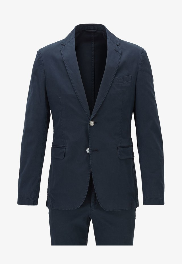 HANRY2/BARLOW1-D - Suit - dark blue