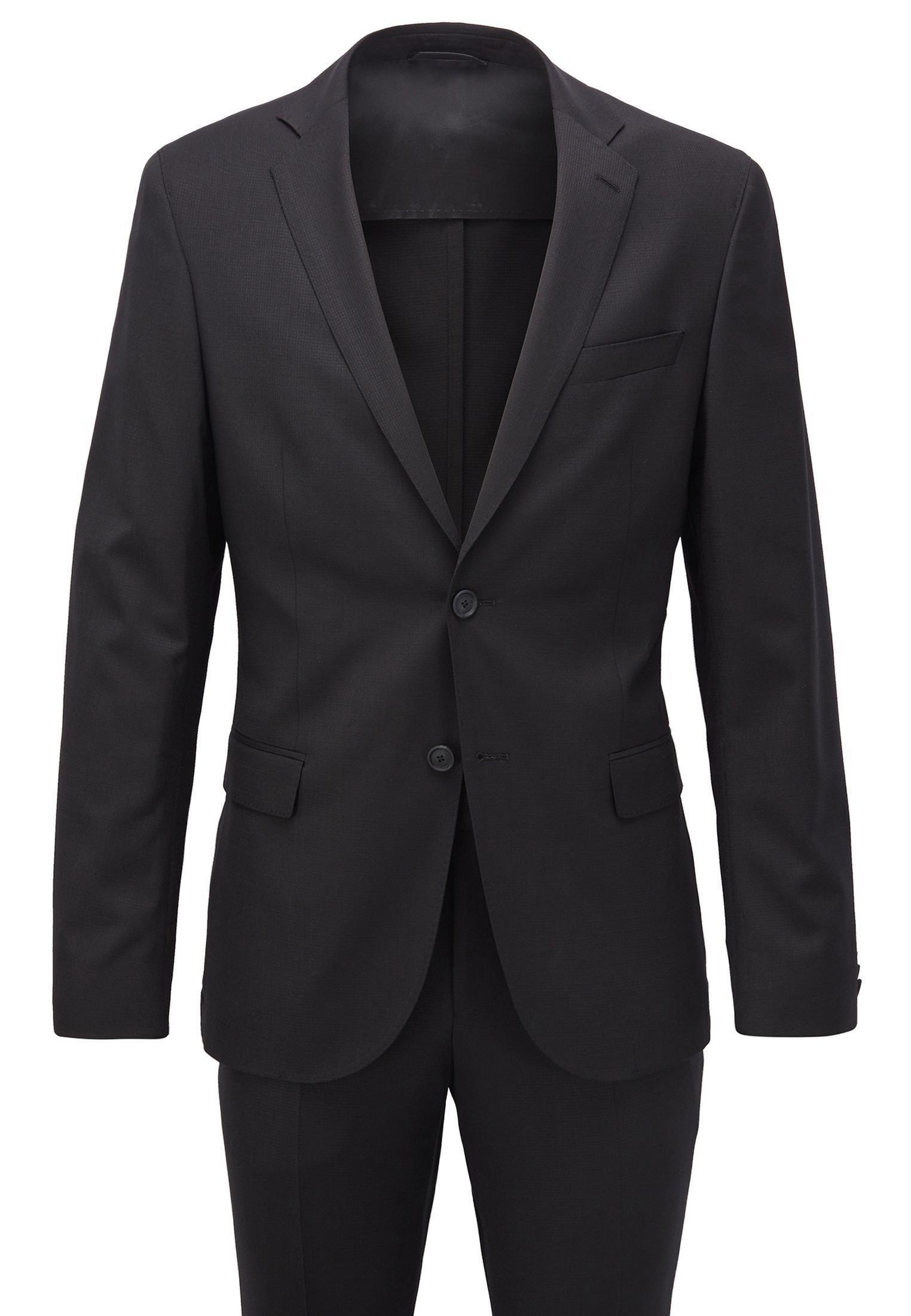 BOSS NEIGHT2/BYTE2 - Suit - black