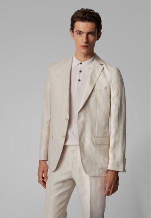 NELIN/BEN2_VS - Suit - light beige
