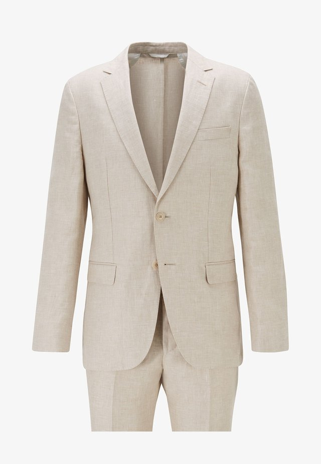 NELIN/BEN2_VS - Anzug - light beige