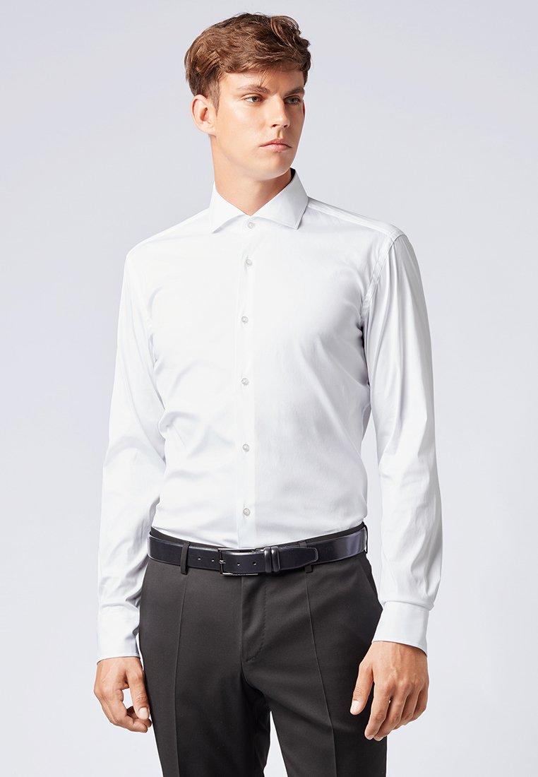 BOSS - JASON SLIM FIT  - Formal shirt - white