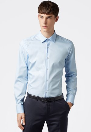 JENNO SLIM FIT - Camicia elegante - light blue