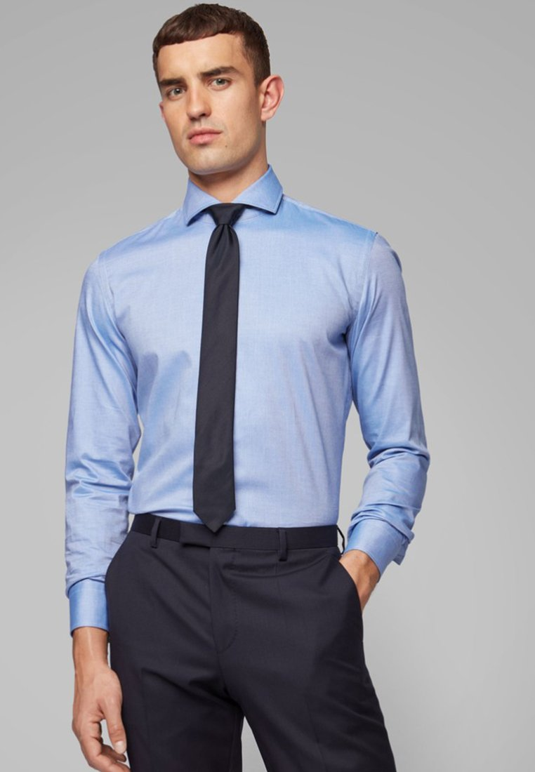 BOSS - JASON - Businesshemd - blue