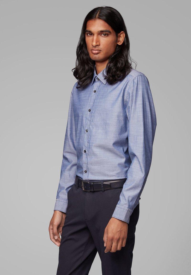 BOSS - REGULAR FIT - Hemd - dark blue