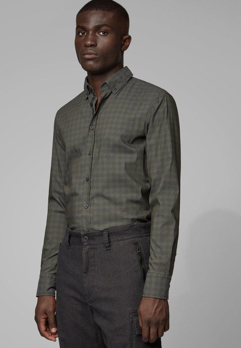 BOSS - MABSOOT - Shirt - green
