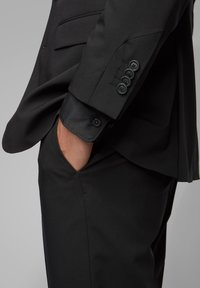BOSS - PORSCHE CAPSULE RYAN - Camicia elegante - black - 4