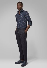 BOSS - SLIM FIT - Hemd - dark blue - 1
