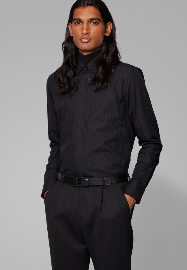 RONNI - Hemd - black