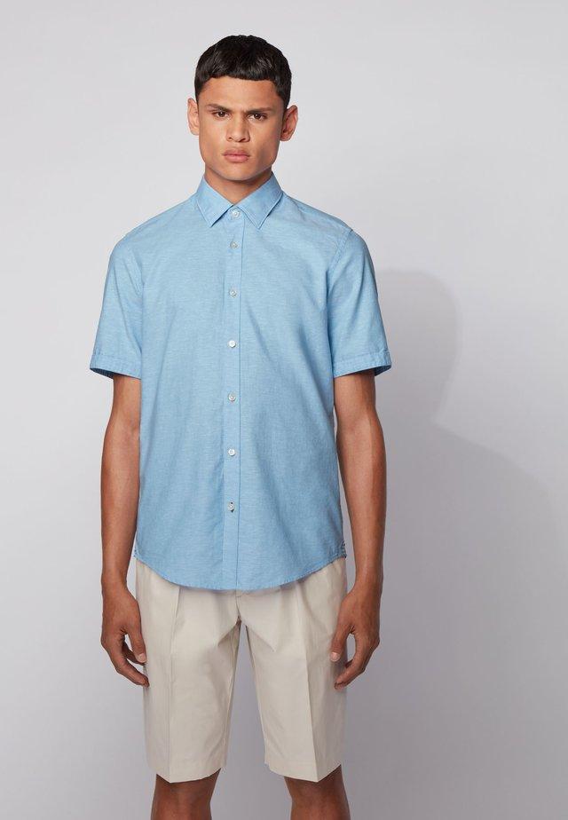Hemd - turquoise