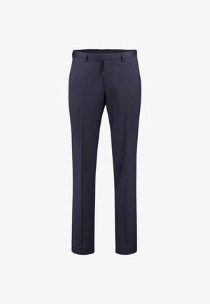 LENON_CYL - Pantaloni eleganti - blau