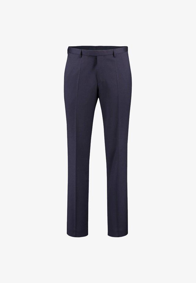 LENON_CYL - Pantalon de costume - blau