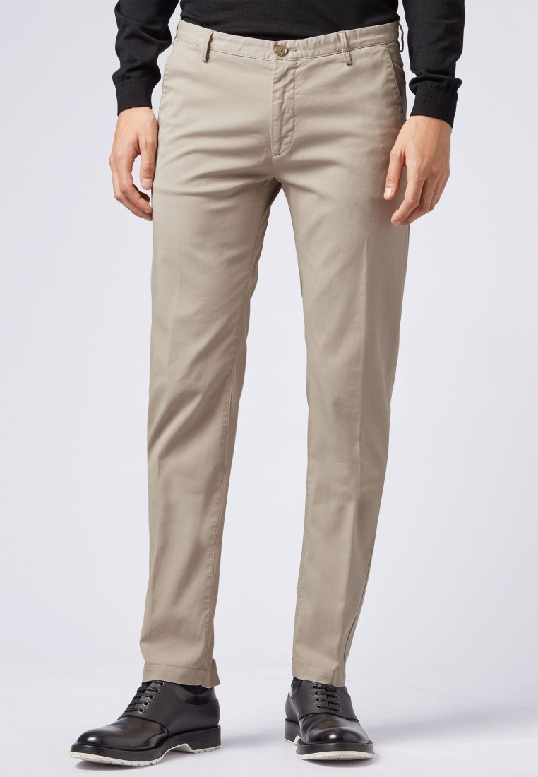 BOSS - RICE - Chino - open beige