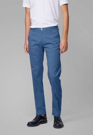 RICE3-D SLIM FIT - Chinos - blue