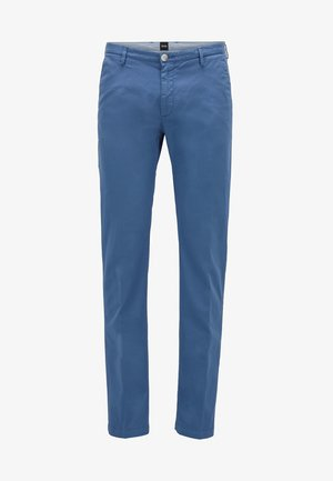 RICE3-D SLIM FIT - Chino - blue
