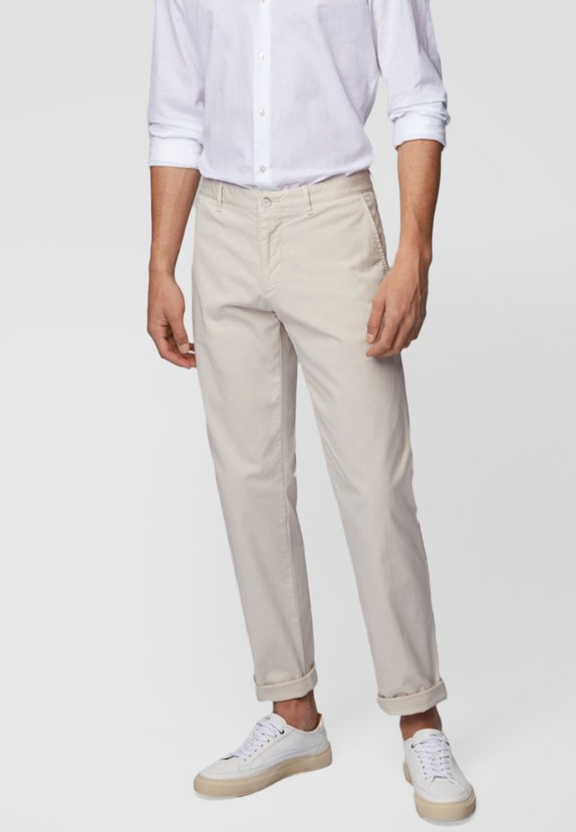 CRIGAN - Chinos - white