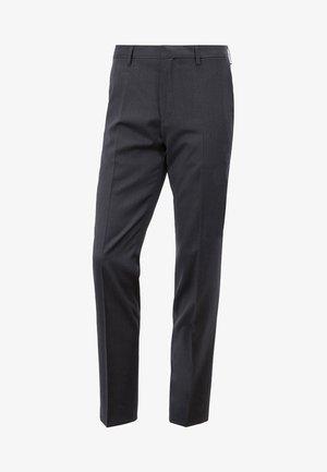 GIBSON - Pantaloni eleganti - dark grey