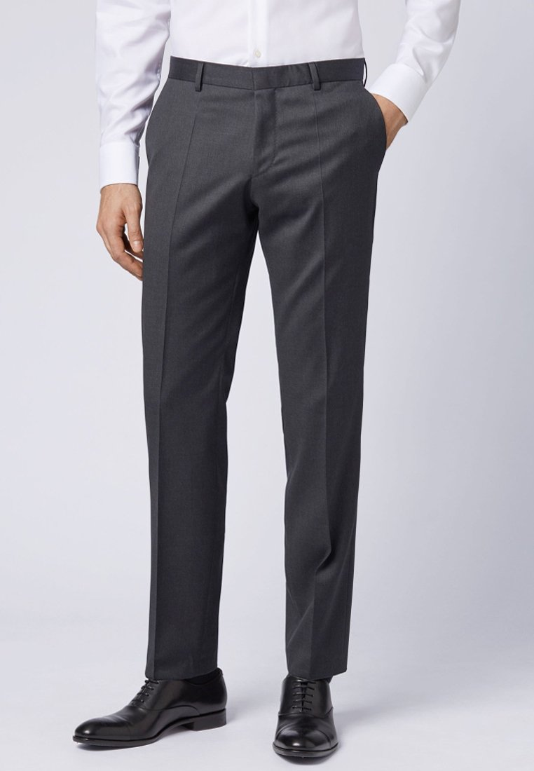 BOSS - GIBSON - Pantalon - dark grey