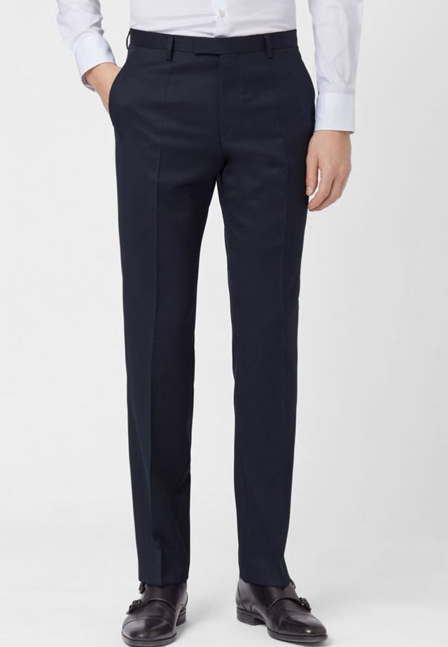 LENON1 - Suit trousers - dark blue