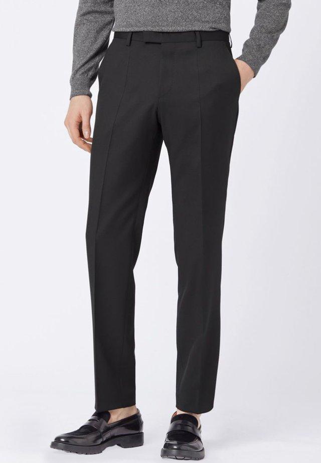 LENON1 - Suit trousers - black