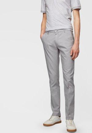 RICE-W Slim Fit - Chinos - light grey