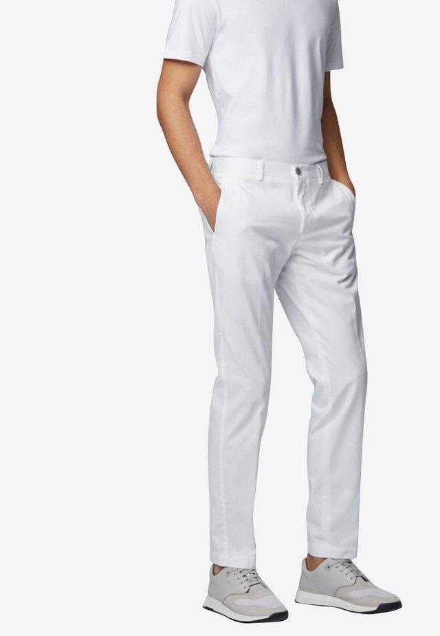 STANINO17-W - Chinos - white