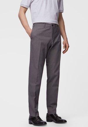 WYLSON-W - Trousers - gray