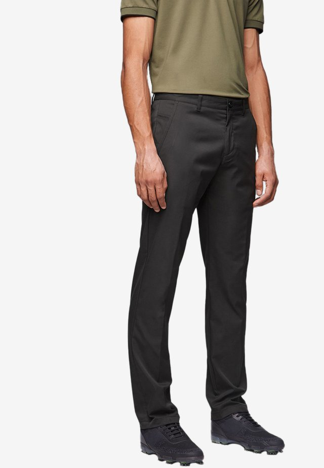 HAKAN 9-2 - Trousers - black