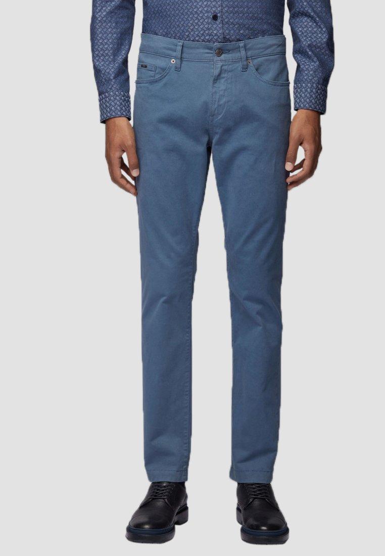 BOSS - DELAWARE - Slim fit jeans - open blue