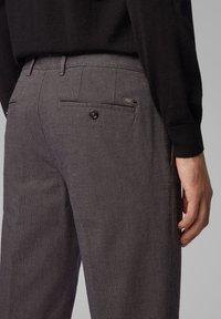 BOSS - CRIGAN - Trousers - grey - 3