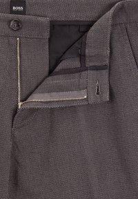 BOSS - CRIGAN - Trousers - grey - 4