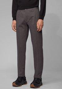 BOSS - CRIGAN - Trousers - grey - 0