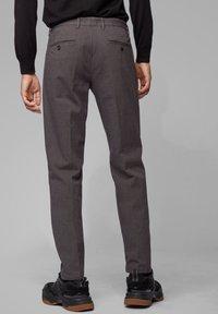 BOSS - CRIGAN - Trousers - grey - 2