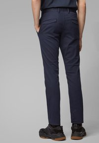 BOSS - SCHINO-MODERN - Trousers - dark blue - 2