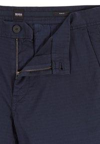 BOSS - SCHINO-MODERN - Trousers - dark blue - 4