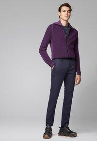 BOSS - SCHINO-MODERN - Trousers - dark blue - 1