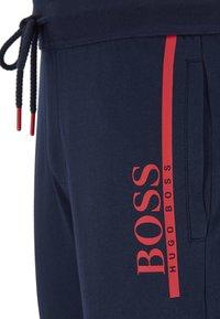 BOSS - Trainingsbroek - dark blue - 1