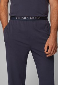 BOSS - Pyjama bottoms - dark blue - 3