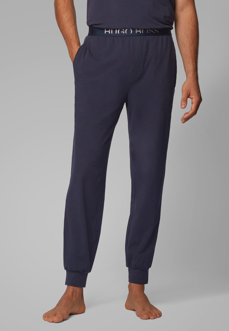 BOSS - Pyjama bottoms - dark blue