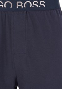BOSS - Pyjama bottoms - dark blue - 4