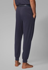 BOSS - Pyjama bottoms - dark blue - 2