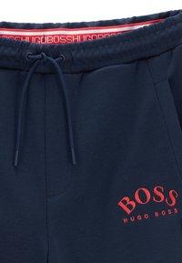 BOSS - HADIKO - Trainingsbroek - dark blue - 3