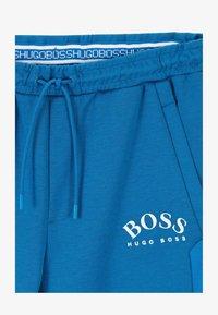 BOSS - HADIKO - Træningsbukser - blue - 3