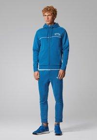 BOSS - HADIKO - Træningsbukser - blue - 1