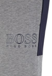 BOSS - Pantaloni sportivi - mottled light grey - 4