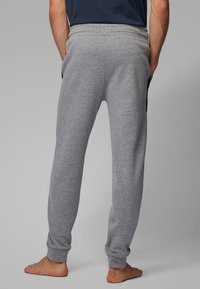 BOSS - Pantaloni sportivi - mottled light grey - 2
