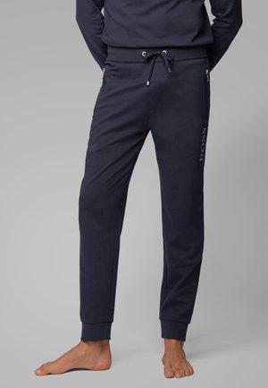 TRACKSUIT PANTS - Pyjamabroek - dark blue