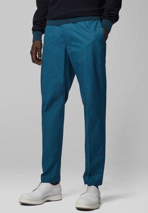 BANKS - Pantalon classique - blue