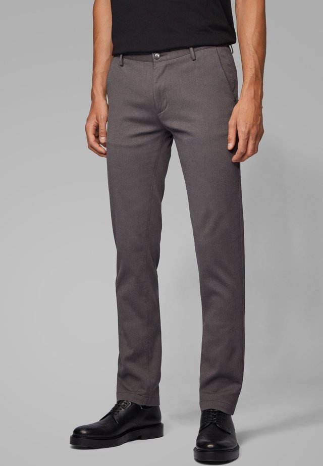 RICE - Chino - dark grey