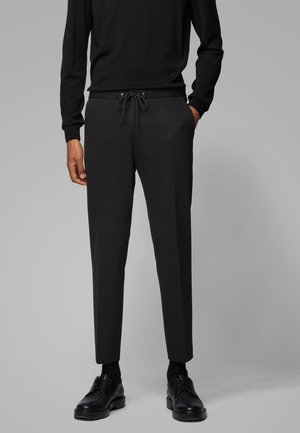 BANKS - Broek - black
